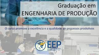 EEP - GRADUAÇÃO EM ENGENHARIA DE PRODUÇÃO