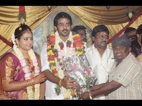 Ramarajan And Nalinis Son Arun Wedding Tamil Actor Wedding Video