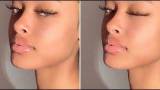 my no makeup tutorial