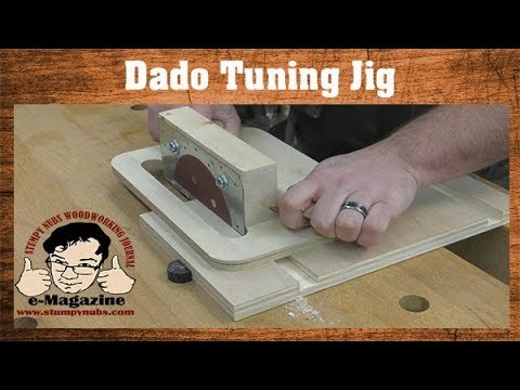 """My dados don't fit!"" - Fine tune them with this clever jig!"