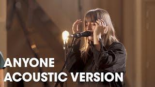 RONDÉ - Anyone - Live Acoustic