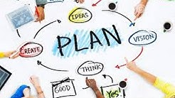 What is planning? definition and meaning