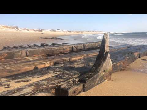 Shipwreck in Provincetown?