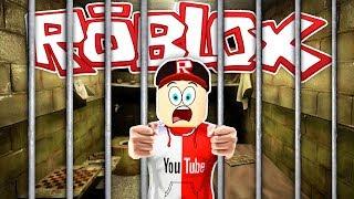 Escape from prison! | Roblox #33 | HouseBox