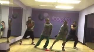 Mindless Behavior Hello Dance Rehearsal