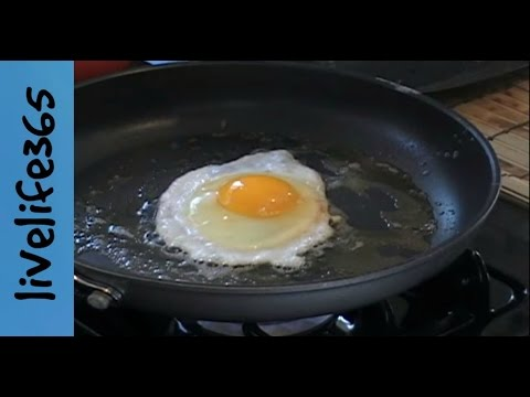How to...Make a Perfect Fried Egg