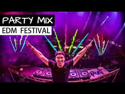 Party Music Mix 2018  EDM Festival  Electro House Mix