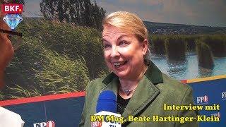 15. 10. 2018 - Interview mit BM Mag. Beate Hartinger-Klein - CCM-TV.at / BKF