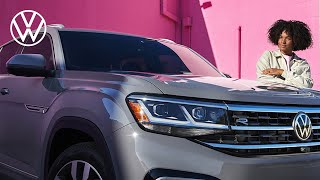 homepage tile video photo for Ready? | VW Atlas Cross Sport