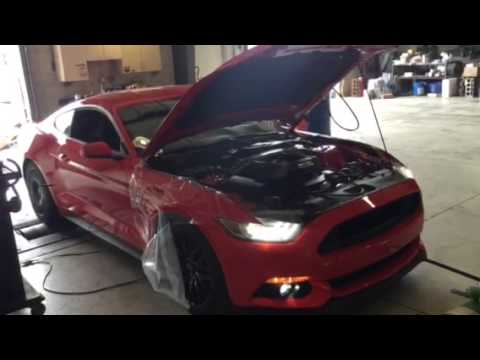 first 2015 mustang 5 0 single turbo coyote youtube