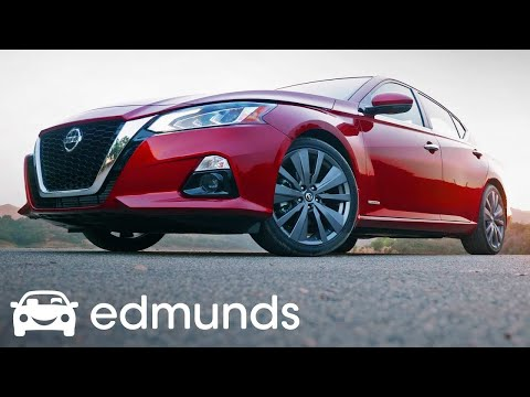 Can the 2019 Nissan Altima Edge Out the Top Midsize Sedan Players? | Edmunds