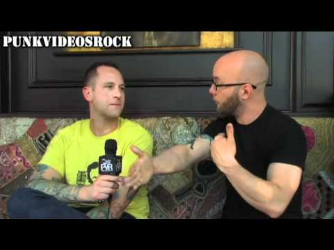 """""""Taking Back Sunday interview w/ Robert Herrera"""""""