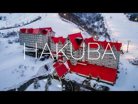 Hakuba - My Japanese Winter [4K]