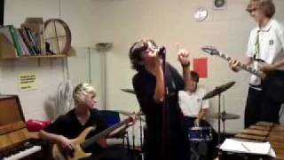 Fetus Harry Styles (White Eskimo Band Practice)