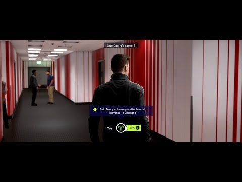 What Happens if you DONT SAVE Danny Williams? (FIFA 18 The Journey)