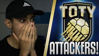 FIFA MOBILE 4X TOTY ATTACKER BUNDLES! 6 TOTYS PACKED!