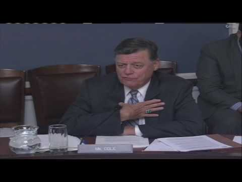 Rep. Heck speaks out in oppposition to H.R. 5711
