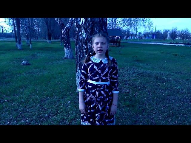 Изображение предпросмотра прочтения – ВикторияБондарь читает произведение «Весна, весна! как воздух чист!..» Е.А.Баратынского