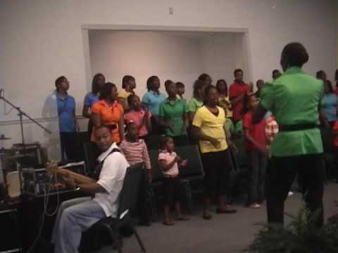 Unity M.B. Church Youth Choir (Leland, MS)-Clap Your Hands