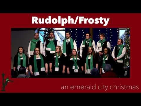Rudolph/Frosty