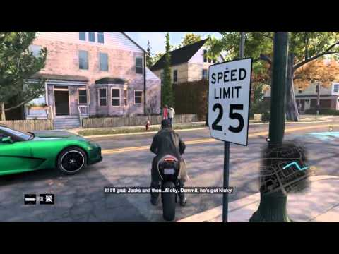 Watch Dogs: Hold On, Kiddo [Act 1 Mission Walkthrough]