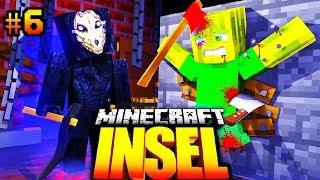 1 NACHT beim PSYCHO KILLER?! - Minecraft INSEL #06 [Deutsch/HD]