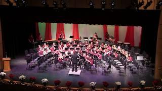 Palestine ISD Bands - Christmas 2017