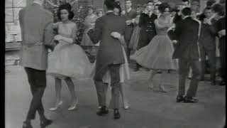 American Bandstand - Christmas Couples Dance