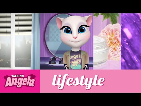 Talking Angela - My Morning Routine
