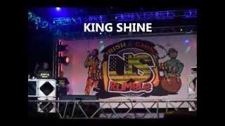 Irish and Chin presents US RUMBLE 2015 (KING SHINE with JIMMY SPLIFF)
