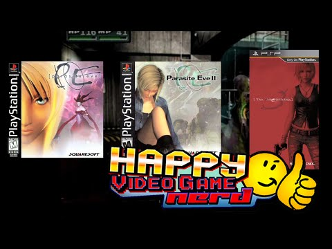 "Parasite Eve ""Trilogy"" (PS1/PSP) Review & Retrospective 