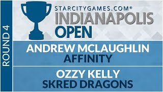 SCGINDY - Round 4 - Andrew McLaughlin vs Ozzy Kelly [Modern]