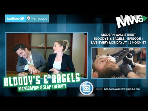 MWS Bloodys & Bagels | Episode 1: Manscaping & Slap Therapy