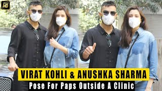 Anushka Sharma's FIRST APPEARANCE Post Delivery With VIRAT KOHLI, Looks SUPERFIT, Thanks Media