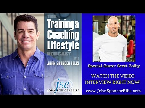Scott Colby Interview: How to Make Your Fitness and Coaching Business an Adventure