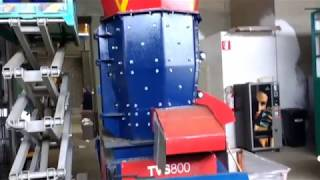 TC Recycling - Compressori alluminio - Molino Verticale a Densità Variabile