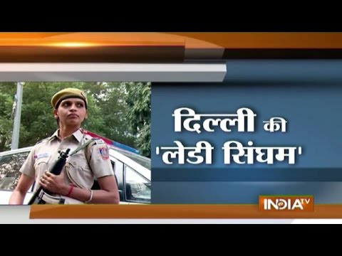 Delhi Police Appoints Women Constables for Women Safety in the City