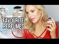 My Perfume Collection || Current Favourites