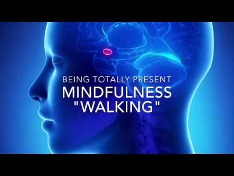 Mindfulness Paisley (2021) : Mindfulness Walking advice.