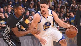 Warriors Down Timberwolves 121-107
