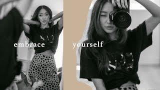 Embrace Yourself | July Vlog