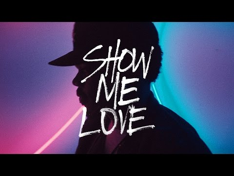"Hundred Waters - ""Show Me Love"" Skrillex Remix ft. Chance The Rapper, Moses Sumney, Robin Hannibal"