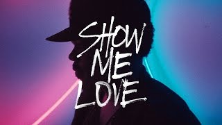 Смотреть музыкальный клип Hundred Waters - Show Me Love (Skrillex Remix) ft. Chance The Rapper, Moses Sumney, Robin Hannibal