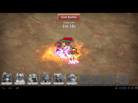 Castle Clash Boss Battle 61 Mill Dmg!