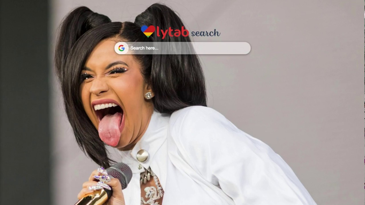 Cardi B Wallpapers Background New Tab Youtube
