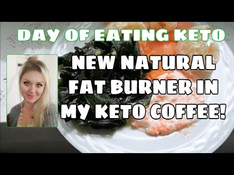 full-day-of-eating-keto---fat-burner-in-my-coffee-metabolism-boost!-what-to-eat-on-keto