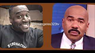 Corey Holcomb Exposes Steve Harvey 1-29-2019