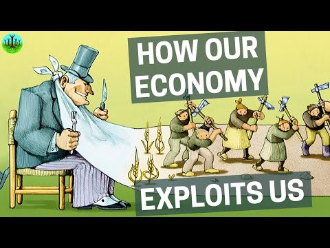 How Capitalism Exploits Us (And What We Can Do About It)