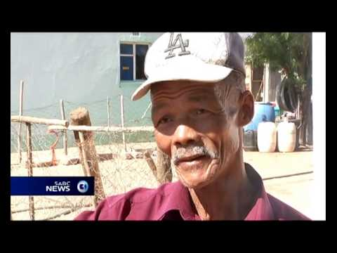 No development in Richtersveld in the Northern Cape after six years of land claim.