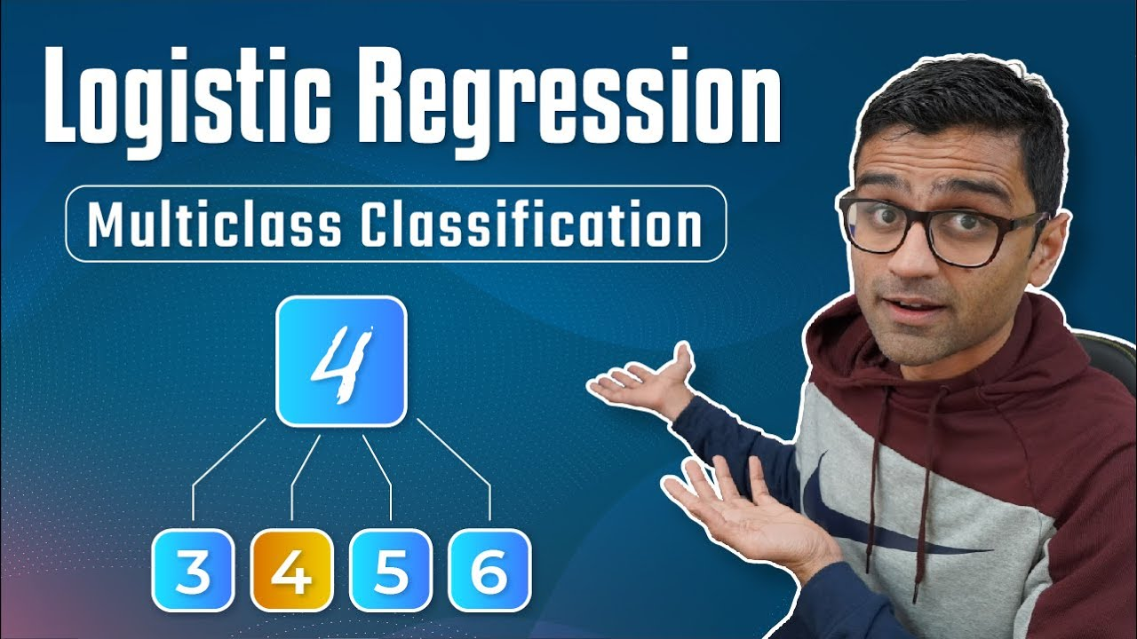 Machine Learning Tutorial Python - 8 Logistic Regression (Multiclass  Classification)